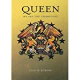 Queen - We are the Champions - Live in Europe