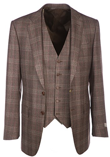 canali-suit-3-piece-in-brown-red-check-40uk-50eu