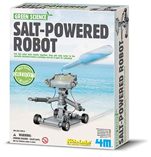 4M Agua Salada Powered Robot Kit