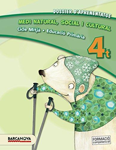 Medi natural, social i cultural 4t CM. Dossier d ' aprenentatge (ed. 2013) (Materials Educatius - Cicle Mitjà - Coneixement Del Medi Natural) - 9788448931971