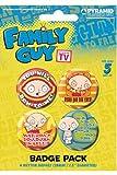 Family Guy badgepack