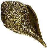 Tovaglioli di ottone conch Shell Decor ornamento Ganesha