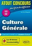Culture G�n�rale Concours d'Entr�e au...