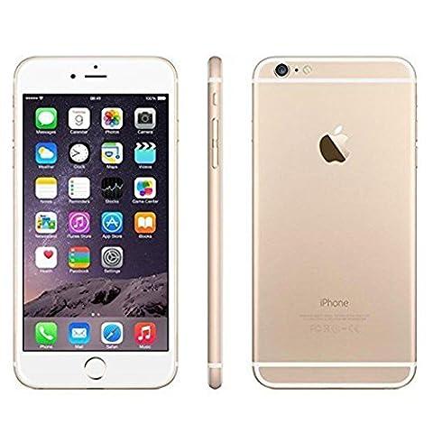 cooshional Apple iPhone 6 Plus 5.5 16/ 64/128Go Débloqué Smartphone Reconditionné Or / Gris Plug EU