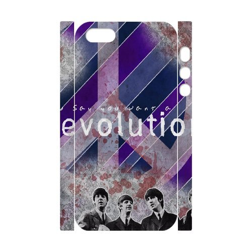 LP-LG Phone Case Of The Beatles For iPhone 5,5S [Pattern-6] Pattern-5