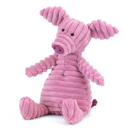 Image of Jellycat Soft Toy Cordy Roy Pig Small