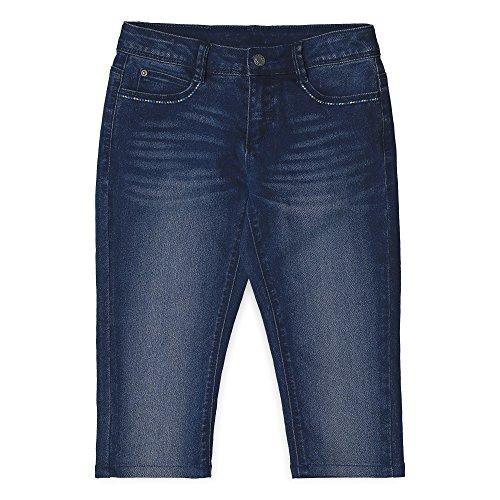 ESPRIT Mädchen Jeans RJ22125, Blau (Stoned Denim 475), 146