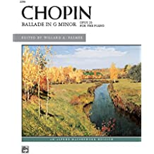 Ballade in G Minor (Alfred Masterwork Editions)
