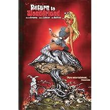 Return to Wonderland Variant Red Queen Cover (Zenescope)