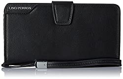 Lino Perros Womens Wallet (Black)