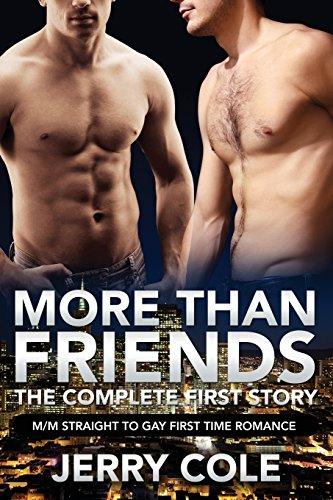 More Than Friends 1 (Eric & Clint #1)
