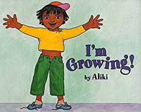 I'm Growing!: Let's Read and Find out Science - 1