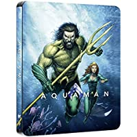 Aquaman Steelbook