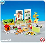 PLAYMOBIL 6221 AMENAGEMENT POUR ANIMALERIE