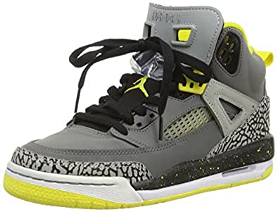 wholesale dealer 3a391 a2ce5 Nike Unisex Kids  Jordan Spizike Basketball Shoes, Grau (Cl Grey Vbrnt Yllw