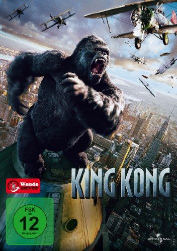 King Kong (Einzel-DVD)