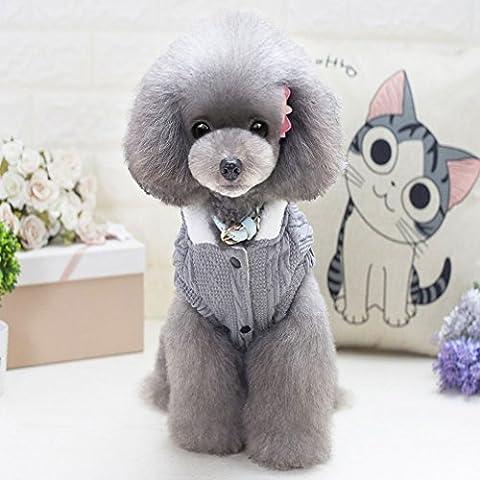 ranphy British Style Kleiner Hund Katze Coat Weste Chihuahua Hoodies