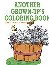 Another Grown-Up's Coloring Book