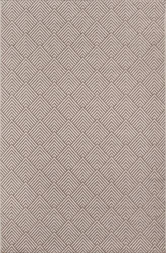 Momeni COMO0COM-3BGE2060 Teppich Como Collection, ca. 60 x 183 cm, Beige