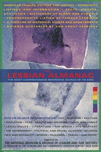 The Lesbian Almanac
