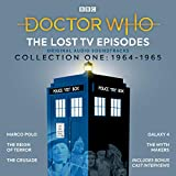 Doctor Who: The Lost TV Episodes Collection One 1964-1965: Narrated full-cast TV soun...