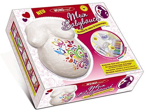 WUNDmed - Gips Bastelset für Babybauch, Acrylfarben 3D - 17,48 €