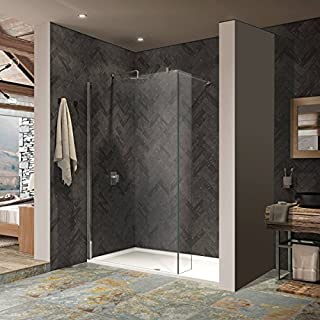 Kudos Ultimate 2 10mm Walk In Recess Shower Enclosure 1500 x 900 with Shower Tray