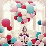 Amasawa Luftballons 36-Zoll 6 Stück ,Extra große Ballons - schöne Ballons für die Party, Geburtstag, Hochzeit, Festival Hochzeit Fotografie Eröffnung Hochzeit Feier Szene Layout