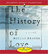 The History of Love by Nicole Krauss (2005-05-01)