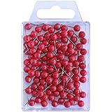 Wedo 56102 - Chinteas (Paquete de 100), rojo