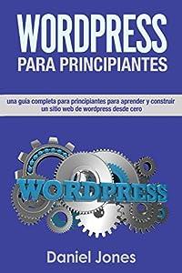web wordpress: WordPress para principiantes (Libro En Espanol/ WordPress for Beginners Spanish:...