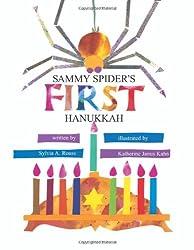 Sammy Spider's First Hanukkah (Sammy Spider's First Books)