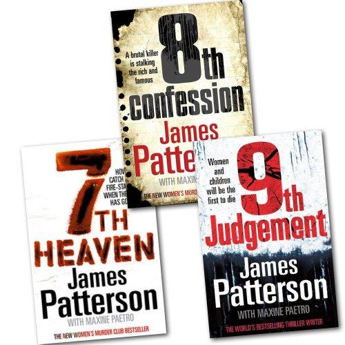 ection 3 Books Set Pack Women's Murder Club 9th Judgement ()