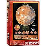 Eurographics 01006 - Marte - Puzzle 1000 pezzi