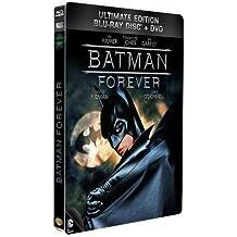 Batman Forever - Combo Blu-Ray + DVD - Steelbook format Blu-Ray - Collection DC COMICS