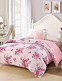 ZHUAN GAOHAIFQ®, vierteilige Anzug, 100% Baumwolle Königin Bettbezug Comfortble für Einzel- oder Doppelbettgröße, Queen