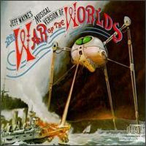 War of the Worlds by Jeff Wayne