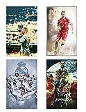#6: Cristiano Ronaldo Posters | cristiano ronaldo combo posters | cristiano ronaldo posters for room | cristiano ronaldo posters for wall