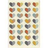 moisés. 82574L libri_x imagen de la cubierta básica - corazón, talla S