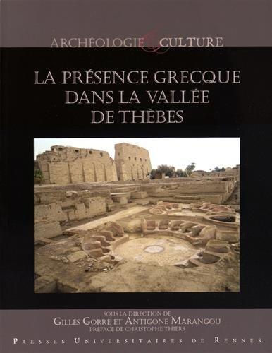 La présence grecque dans la vallée de Thèbes