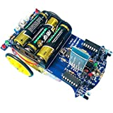 Ils - C51 Tracking Obstacle Avoidance Roboter Bluetooth Fernbedienung Smart Car Kit