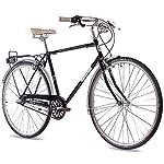 51o3sak%2BZsL. SS150 '28pollici nostalgia City Ruota City Bike Bicicletta da uomo chrisson Vintage City Gent N3con 3marce shimano Nexus Nero 2017