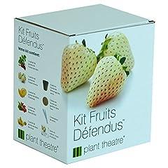 Idea Regalo - Kit Frutto Proibito di Plant Theatre - 5 deliziosi frutti da coltivare