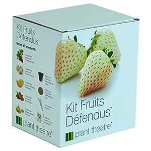 Kit Frutto Proibito di Plant Theatre - 5 deliziosi frutti da coltivare