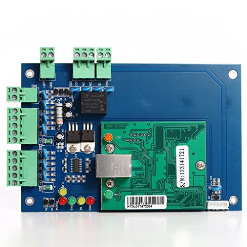 Generic Professional Wiegand TCP IP Network Access Control Board-Panel Office Controller für 1Tür 2Reader