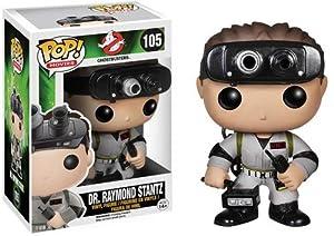 POP! Vinilo - Ghostbusters: Dr. Raymond Stantz