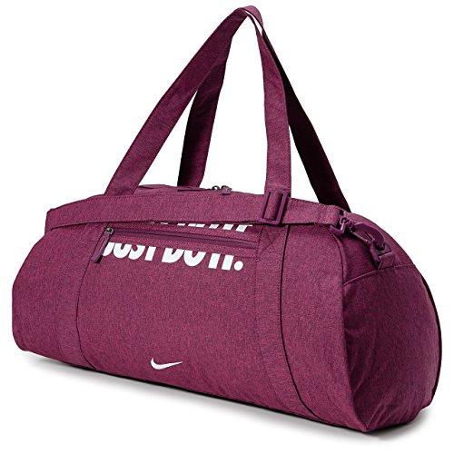 Nike Damen Gym Club Sporttasche, Rush Pink/Weiß