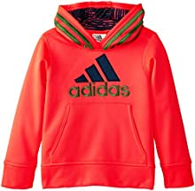 5ebb162ec adidas Toddler Boys' Athletic Pullover Hoodie, Solar Red/Argon, ...