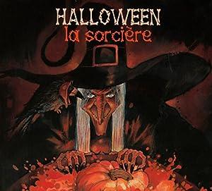 """Afficher """"Halloween la sorcière"""""""