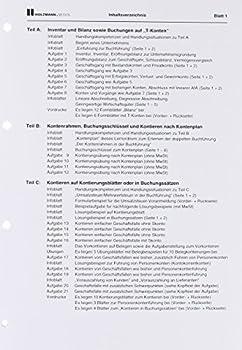 Lernordner Rechnungswesen & Controlling: Mit Handlungsorientierter Aufgabensammlung Und Lösungen 1